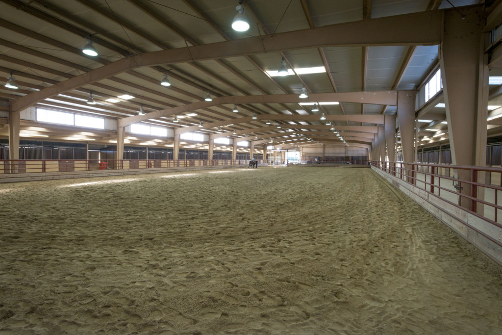 Adams Atkinson Arena Equine Sciences Colorado State