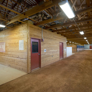 Offices in the Legends of Ranching Barn