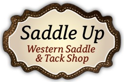Saddle Up Western Saddle and Tack Shop logo
