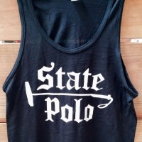 csu polo tank top