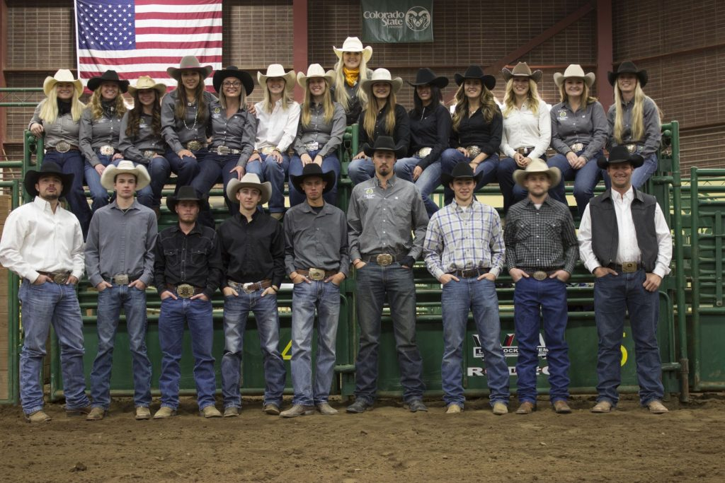 Rodeo Club Equine Sciences Colorado State University
