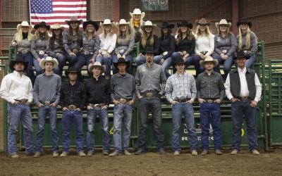Team picture of CSU Rodeo Club