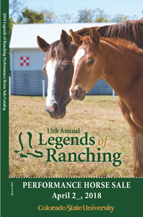 Legends of Ranching Catalog