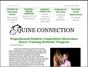 Equine Publication