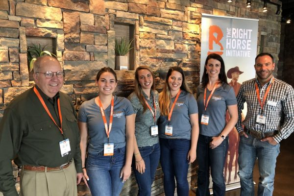 CSU Alumni at the Right Horse Summit