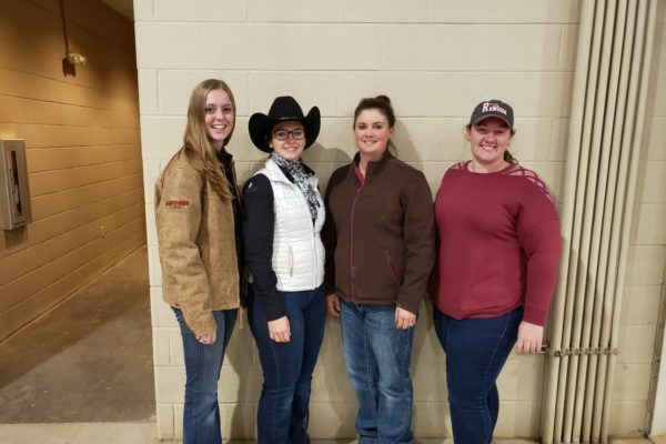Ladies at CoWN Stock Show